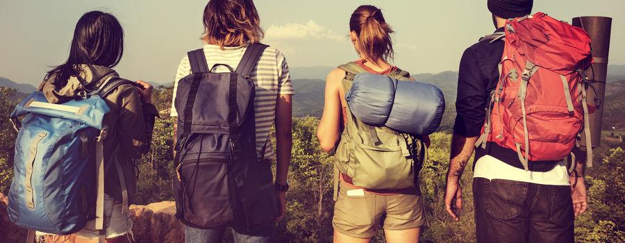 Billede til Backpacking