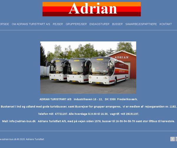Adrian Turistfart