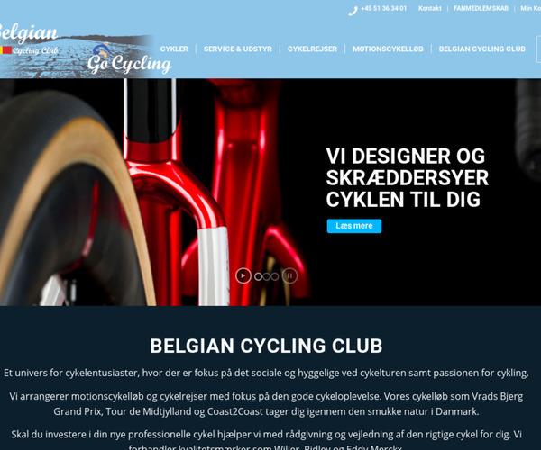 Belgian Cycling Club