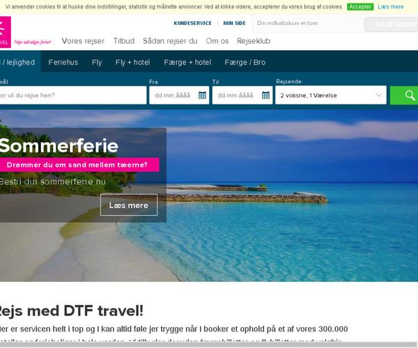DTF travel