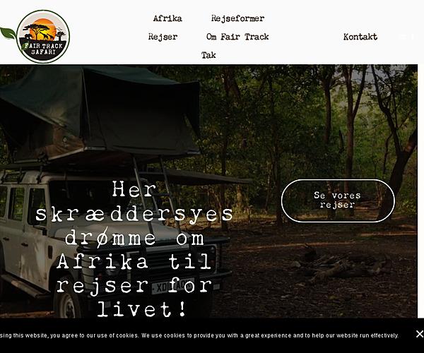 Fair Track Safari