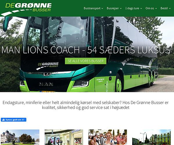 De Grønne Busser
