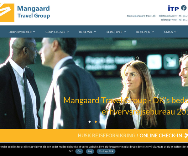 Mangaard Travel Group