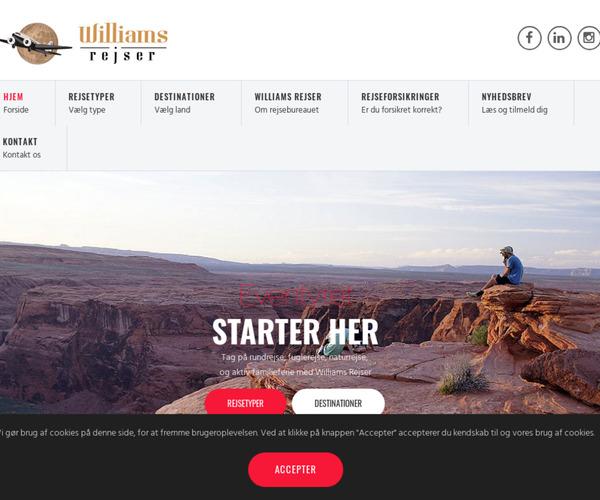 Williams Rejser
